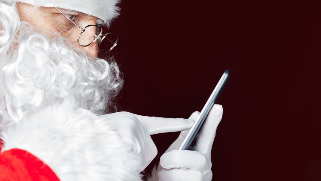 Get Your Kid on Santa's Text List