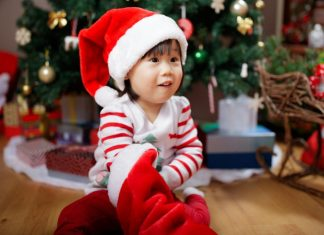 Don't Buy Your Toddlers Holiday Gifts