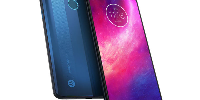 The Motorola One Hyper brings a pop-up camera, all-screen design for $400