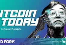 Satoshi Nakaboto: 'Bitcoin is rising again'