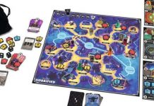 Review: Horrified is a terrific family-friendly monster-themed board game