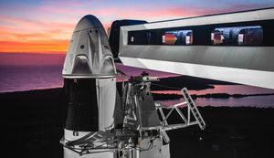 SpaceX, NASA finally set date for critical Crew Dragon launch-emergency test