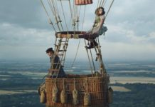 The Aeronauts brings the joy and perils of Victorian ballooning to vivid life