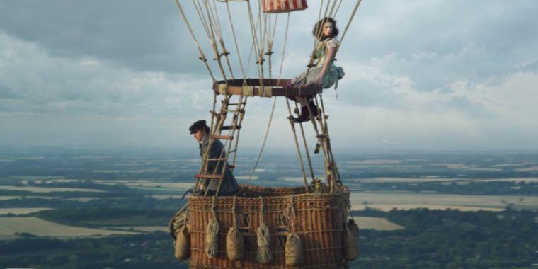 The Aeronauts brings the joy and perils of Victorian ballooning to vivid life