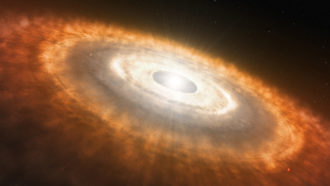 Electric charges on dust grains may help explain how planets are born