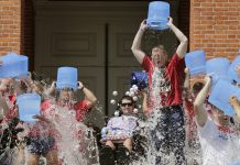 Pete Frates, A Driving Force Behind The Viral Ice Bucket Challenge, Dies At 34