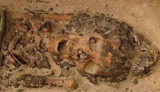 Archaeologists have finally found ancient Egyptian wax head cones