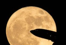 Last full moon of the decade lights up on 12/12 at 12:12
