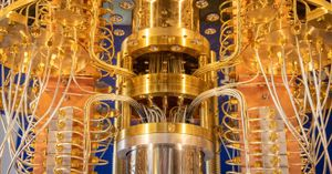Quantum computing leaps ahead in 2019 with new power and speed