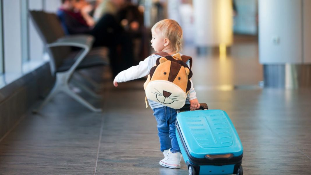 This Is the Best Toddler Travel Snack