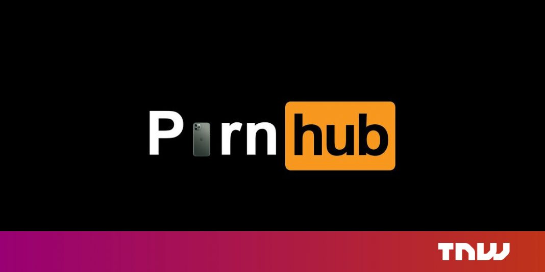 The iPhone is now the internet's preferred porn streaming device