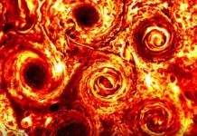 NASA's Juno probe discovers Texas-size cyclone on Jupiter