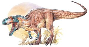 Meet T. rex's cousin, the Jurassic King of the Road