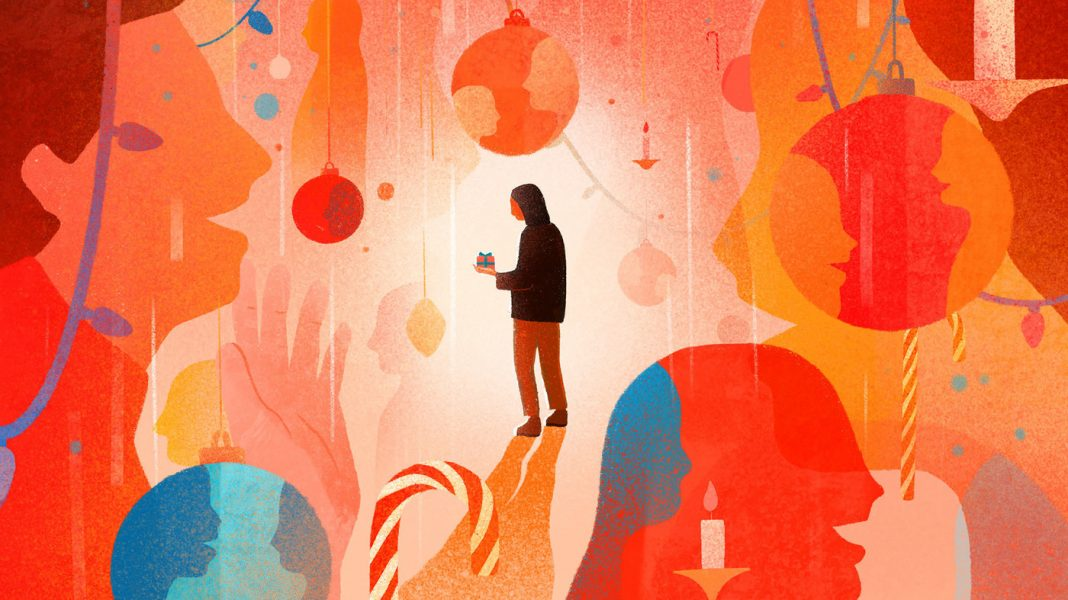 Holiday Parties Make You Squirm? Here's How To Conquer Social Anxiety