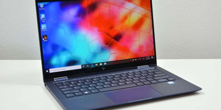 HP Elite Dragonfly review: Luxurious, professional, expensive