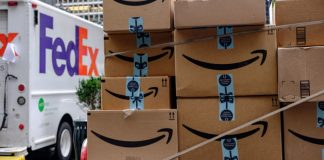 Amazon bans third-party merchants from shipping with FedEx