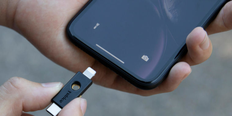 iDevices finally get key-based protection against account takeovers