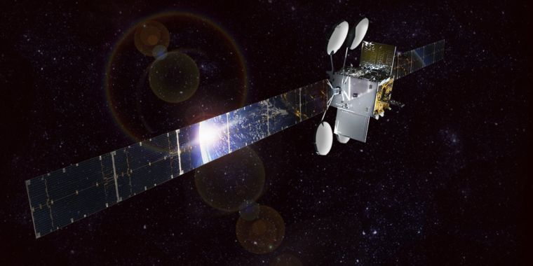 No-fiber zone: FCC funds 25Mbps, data-capped satellite in rural areas