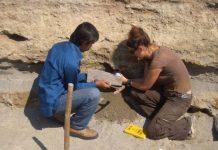 The last days of Homo erectus