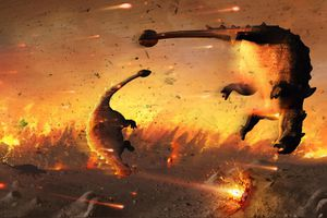 Dinosaurs may have been poisoned before getting blasted with asteroid