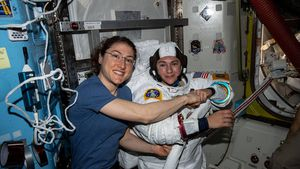 In 2019, women helped redefine everything we know about space