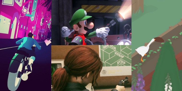 Ars Technica's best games of 2019