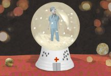 Working The Christmas Shift, 2 Young Doctors Learn What It Means To Be A Healer