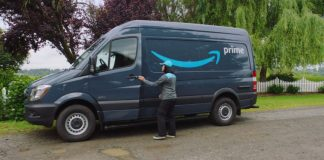 """Driver training was reportedly too much of """"a bottleneck"""" for Amazon"""
