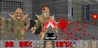 How much of a genius-level move was using binary space partitioning in Doom?