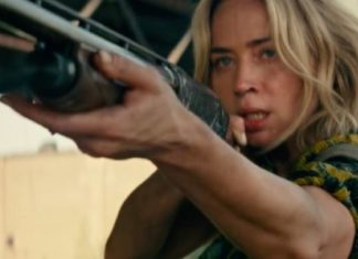 Start the new year right with terrifying trailer for A Quiet Place Part II