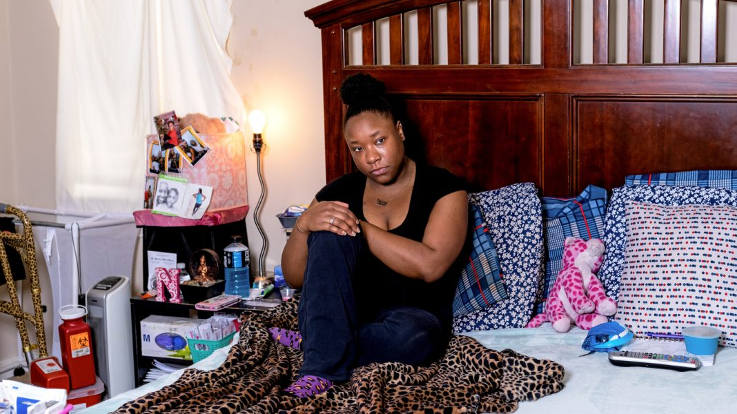 Effort To Control Opioids In An ER Leaves Some Sickle Cell Patients In Pain