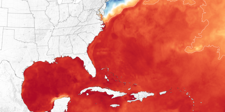 A pre-hurricane climate change analysis gets major revision after the storm