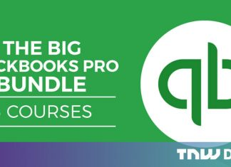 Small businesses live and die by simple accounting. Learn QuickBooks Pro for $30
