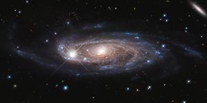 Gigantic 'Godzilla galaxy' spotted by NASA's Hubble telescope