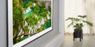 LG and Samsung TVs at CES: Bezel-free, smaller OLEDs, and more