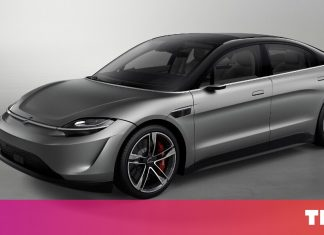 In a shocking announcement, Sony just unveiled an electric car