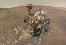 NASA Curiosity rover popped a 'wheelie' on Mars