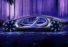 Mercedes-Benz creates Avatar-inspired EV concept, uses no unobtainium