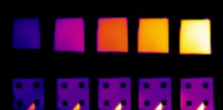 This material could camouflage objects from infrared cameras
