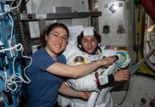 NASA set for two more all-female spacewalks on the ISS in January