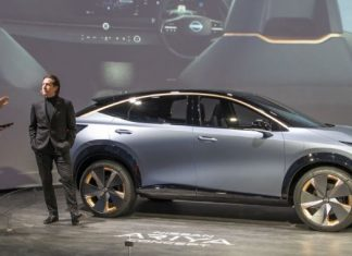 This Nissan concept is next year's electric alternative to the Rogue SUV