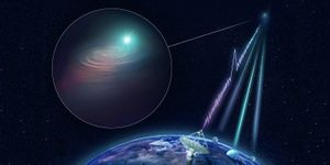 Mysterious repeating radio signal traced to unexpected location
