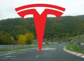 This simulator company reverse-engineered the Tesla Nürburgring lap