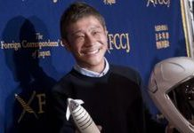 SpaceX moon passenger Yusaku Maezawa wants to take a girlfriend to the moon