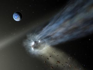 First new comet of 2020 crashes into sun just after being discovered