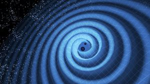 An 'unknown' burst of gravitational waves just lit up Earth's detectors