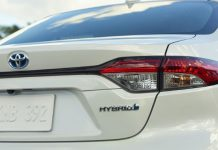 The 2020 Toyota Corolla Hybrid isn't exciting, but it is quite frugal