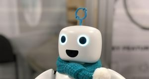 CES 2020 was full of cute little robots, and we're into it