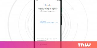 Google update turns your iPhone into a physical account security key