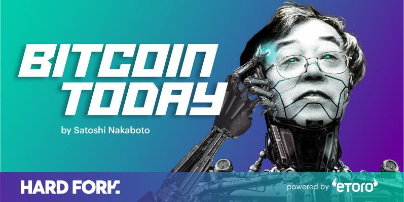 Satoshi Nakaboto: 'Bitcoin trading volume now over double the yearly average'